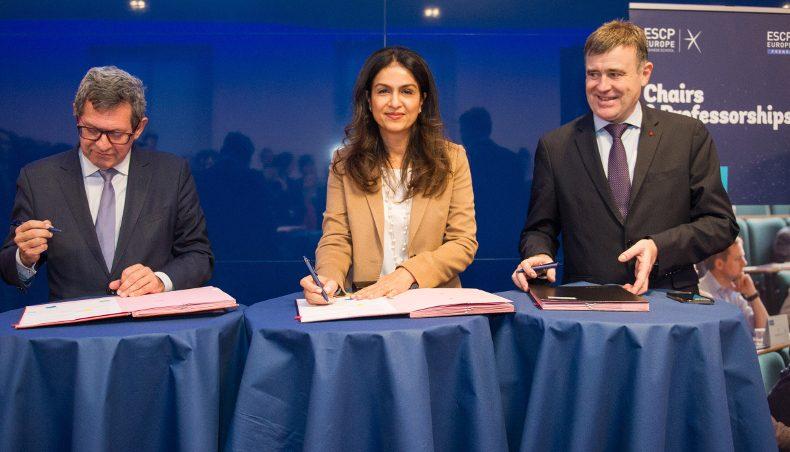Management interculturel : Groupe Renault et l'ESCP Europe fondent une nouvelle chaire