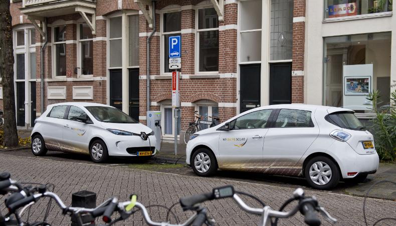 2017 - Renault ZOE - Exterieur - Ecosysteme - Vehicule Electrique