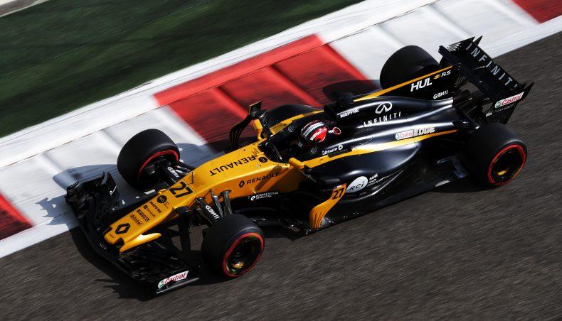 2017 - Renault Sport Formula One Team - Exterior - RS2017