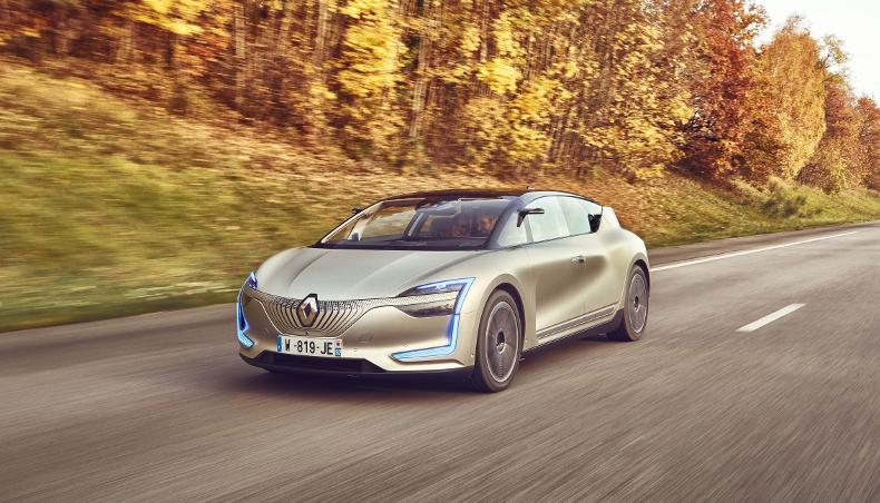 2017 - Renault SYMBIOZ - Design Exterior