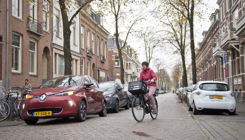 2017 - Renault ZOE - Sommet sur le climat