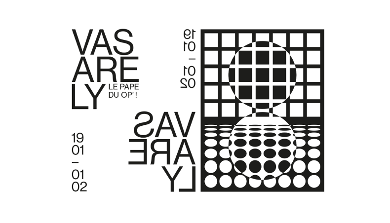 2018 - Renault - Ecole des Arts Deco - Vasarely