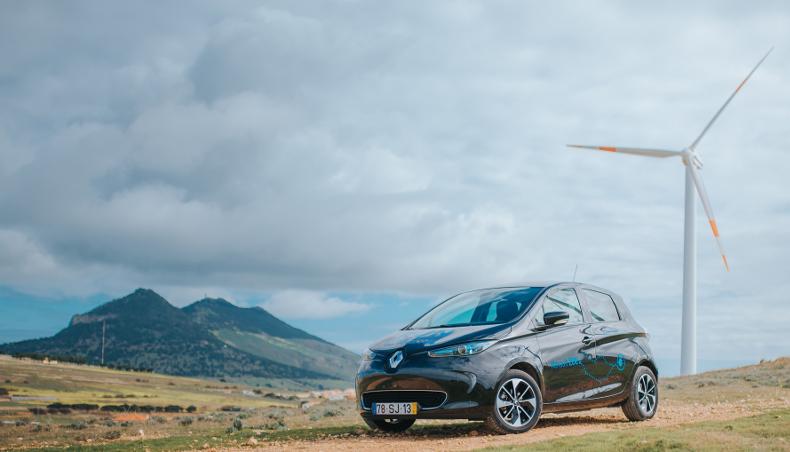 2018 - Renault Zoe - Porto Santo