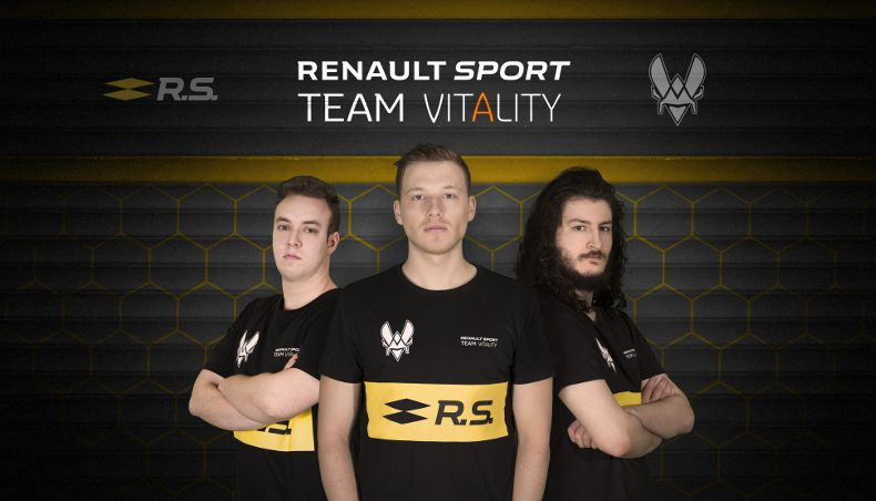 2018 - Renault Sport Team Vitality - eSport - eGaming