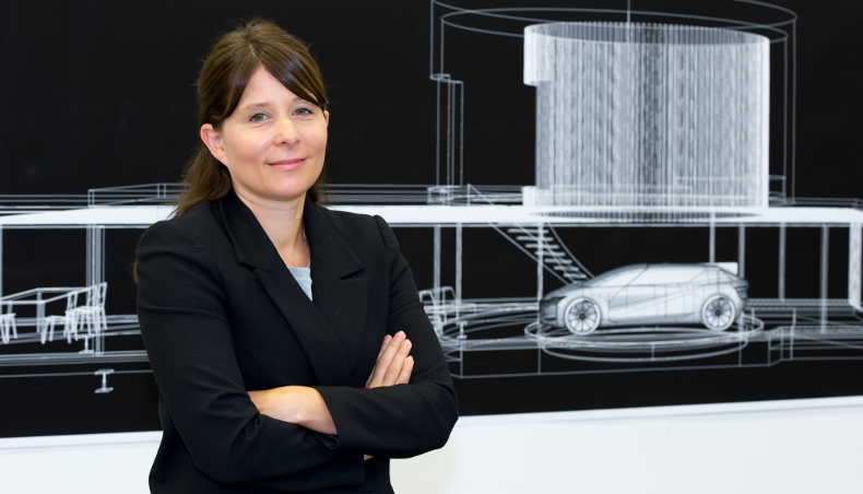 2018 - Tina Kentner - Designer Renault
