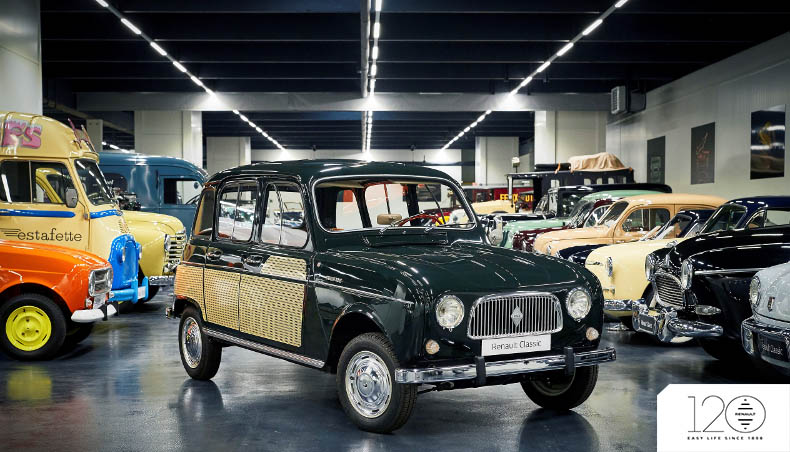 Dive Into Renault 120 Years Groupe Renault