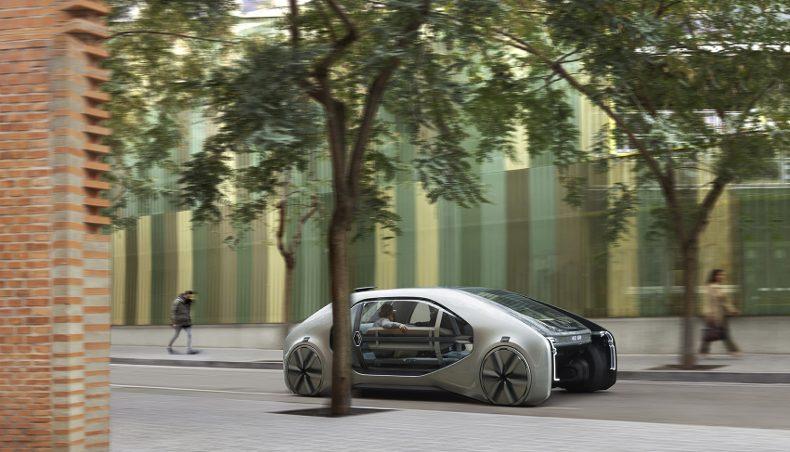 #Genevamotorshow2018 - Renault EZ-GO concept: three questions for Stéphane Janin