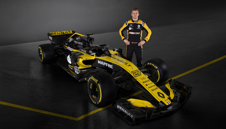 Essais privés Formule 1 à Barcelone : Itw Cyril Abiteboul, Directeur général de Renault Sport