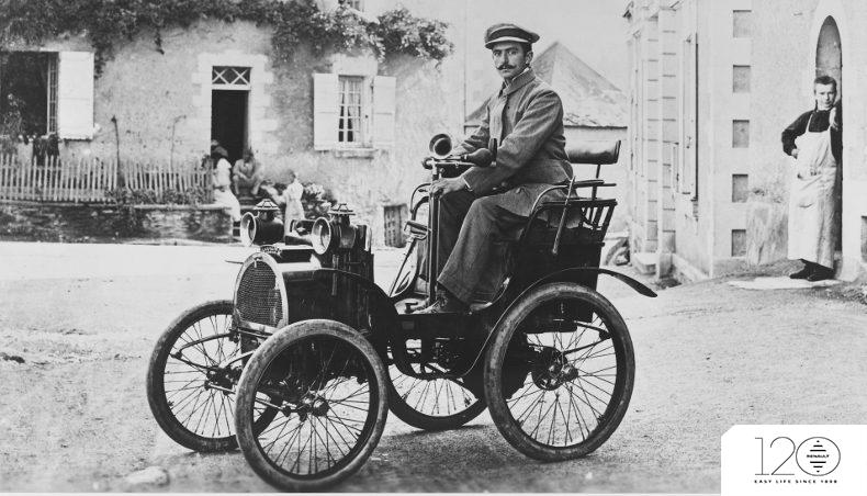 1898 - Renault type A - Retromobile 2018