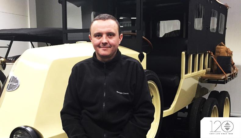 2018 - Renault Classic - Francois Chiron - Mecanicien