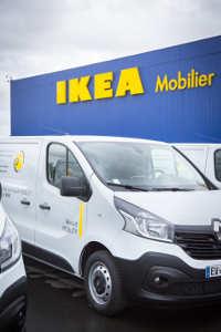 Master Z.E. partnership IKEA