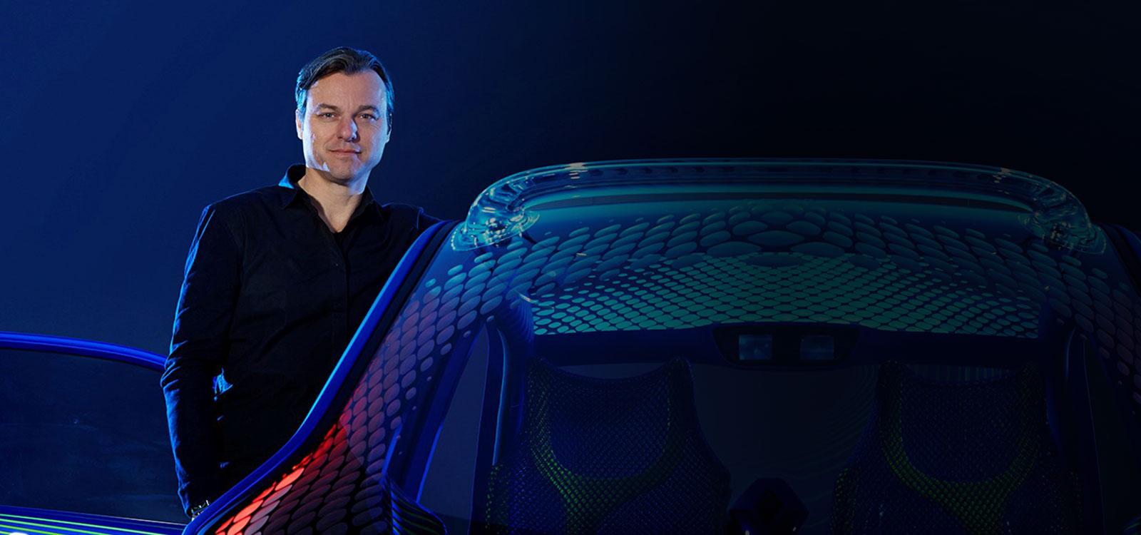 Renault - Laurens van den Acker