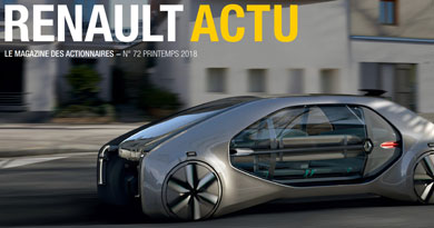 Renault Actu (only available in French)