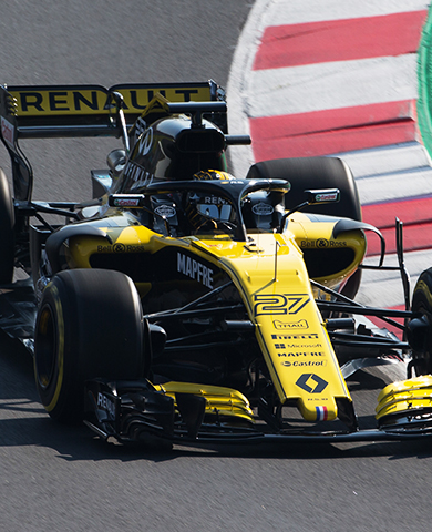 Renault Sport Formula One - en situation