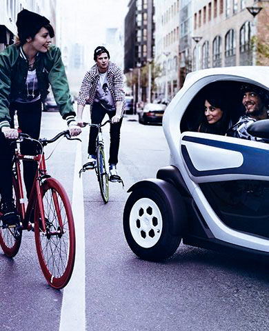 The sustainable investments Renault