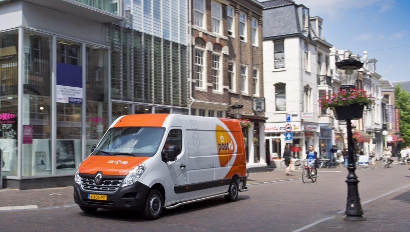 Renault Master Z.E. - en situation - Pays-bas