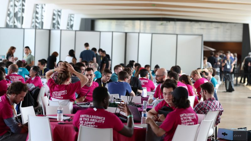 Groupe Renault - Hackathon TechCrunch