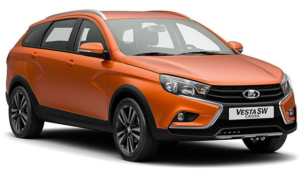 Overview Of Some Models Lada Vesta Cross