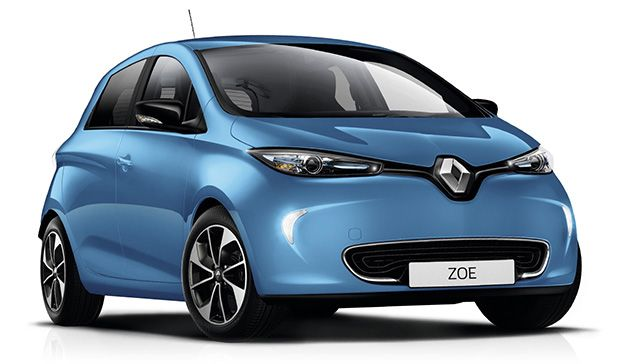 Overview Of Some Models Renault Zoe