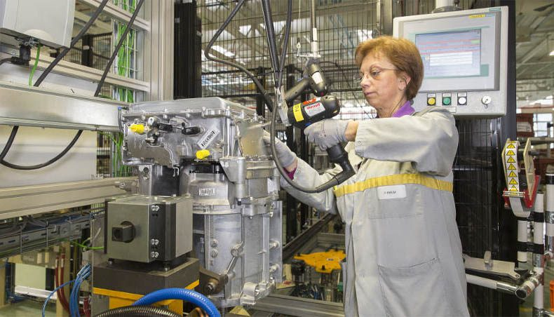 Renault's Cléon Plant : among the Group's technological showcase