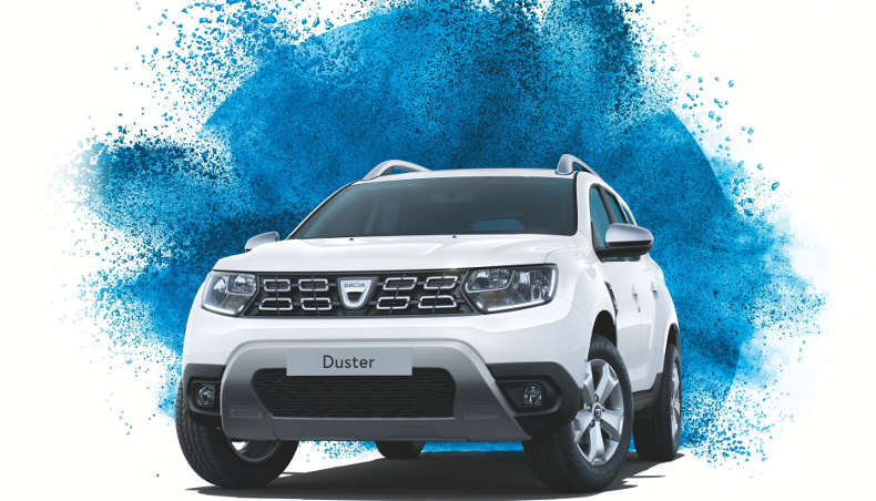 2018 - New Dacia Duster 2 - Global Access program