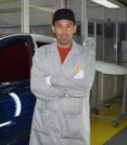 Portrait of Redouane Achik, SOMACA trainer, Morocco.