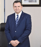 Portrait of Mohamed Bachiri, CEO of SOMACA.