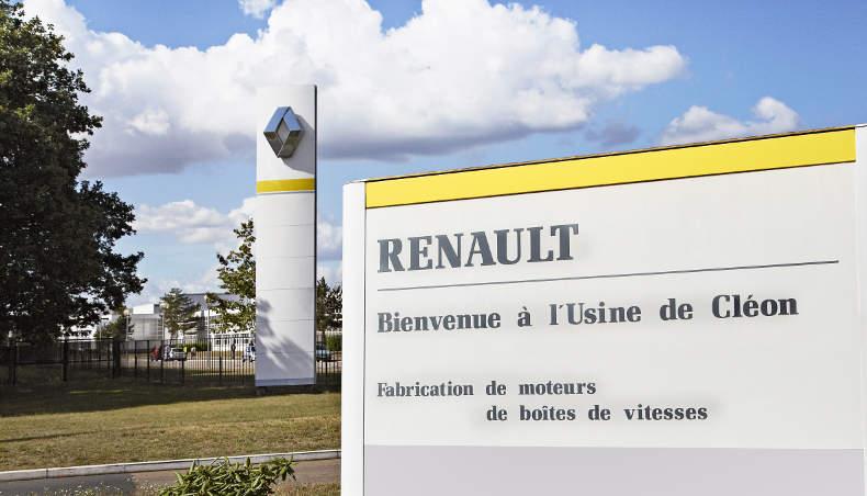 Renault - Bienvenue à l'Usine de Cléon - Fabrication de moteurs et de boîtes de vitesses