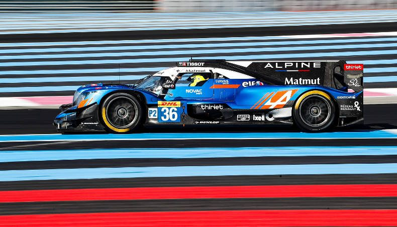 24 hours of Le Mans 2018: the Alpine A470 no. 36 crew is ready for the second race of the Super Season