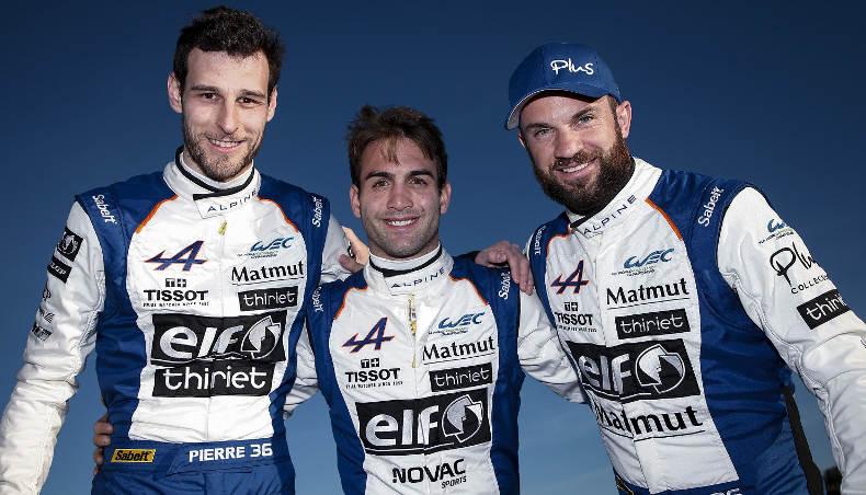 2018 - Team Signatech Alpine Matmut Prologue Championnat du Monde FIA WEC