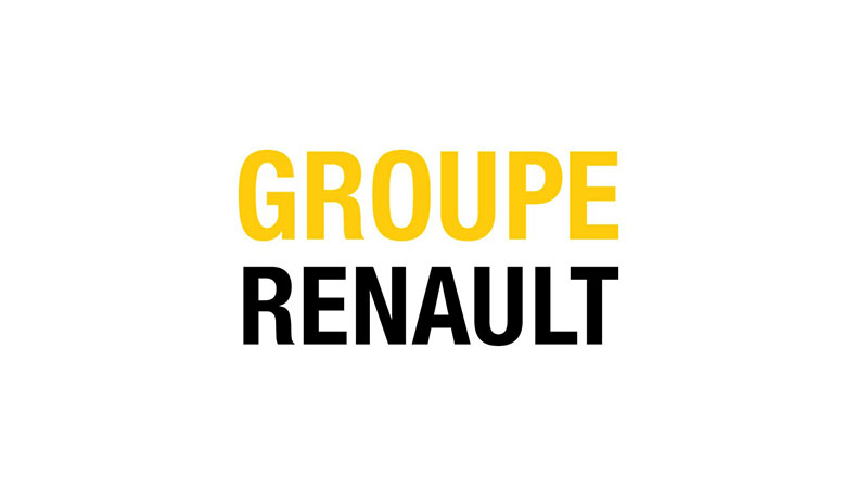 Logo - Groupe Renault