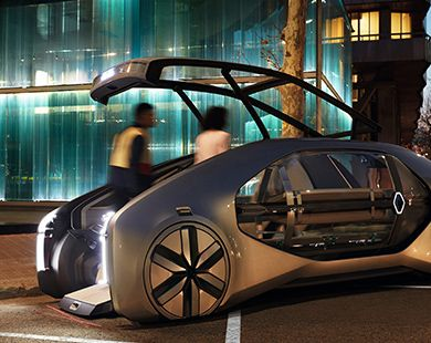 Renault - The future of transportation