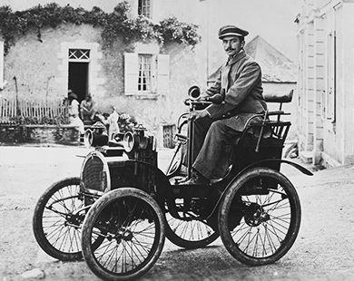 Renault - Au commencement de son histoire
