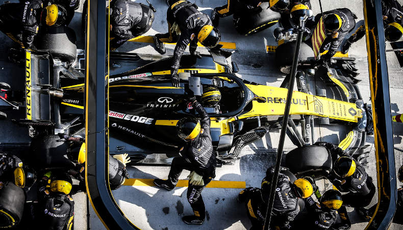 Renault Sport Formula One Team Grand Prix RS2018