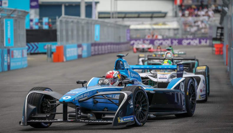 Formula E: Renault passes the torch to Nissan