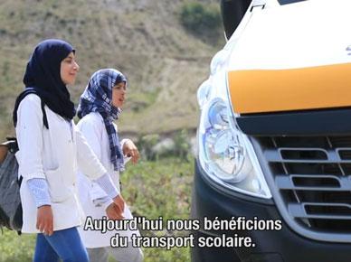 Renault soutient la Fondation « L'heure joyeuse ».