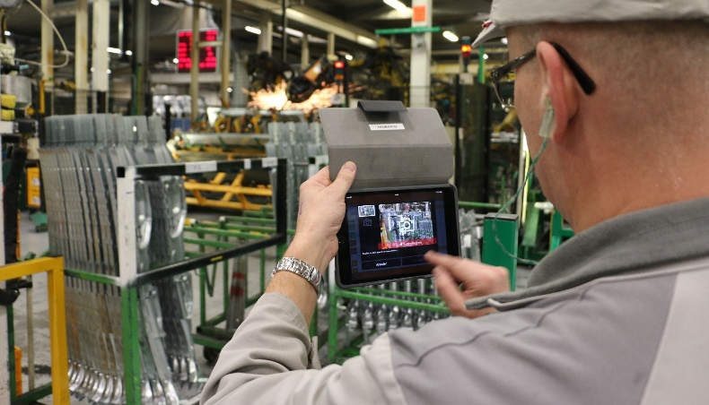 L'usine de Maubeuge : au cœur de la transformation digitale