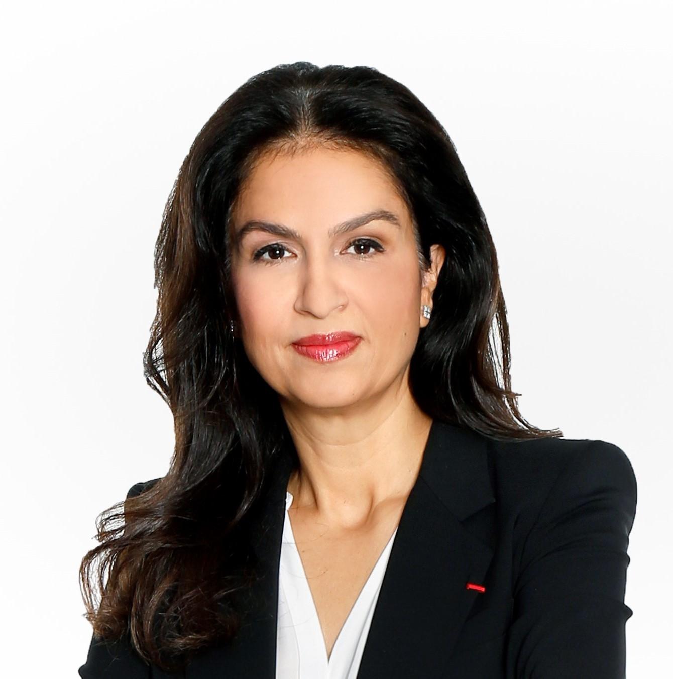 Mouna Sepehri Groupe Renault