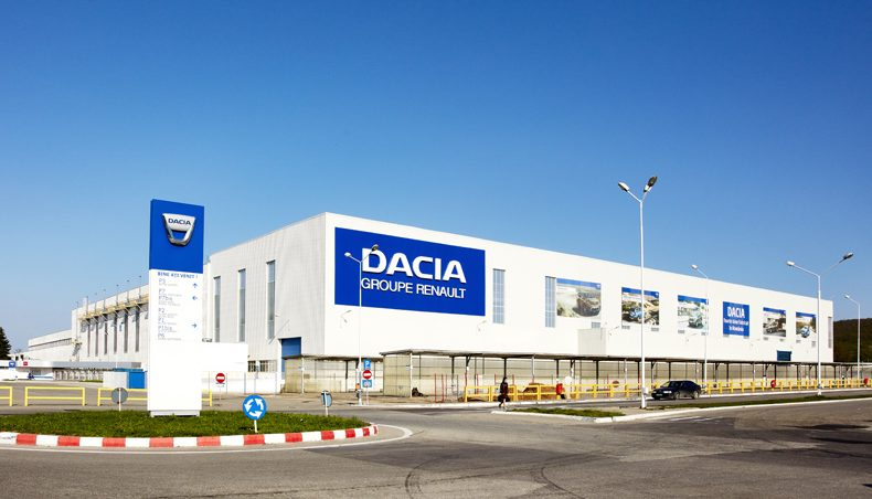 Dacia: industrial and commercial audacity