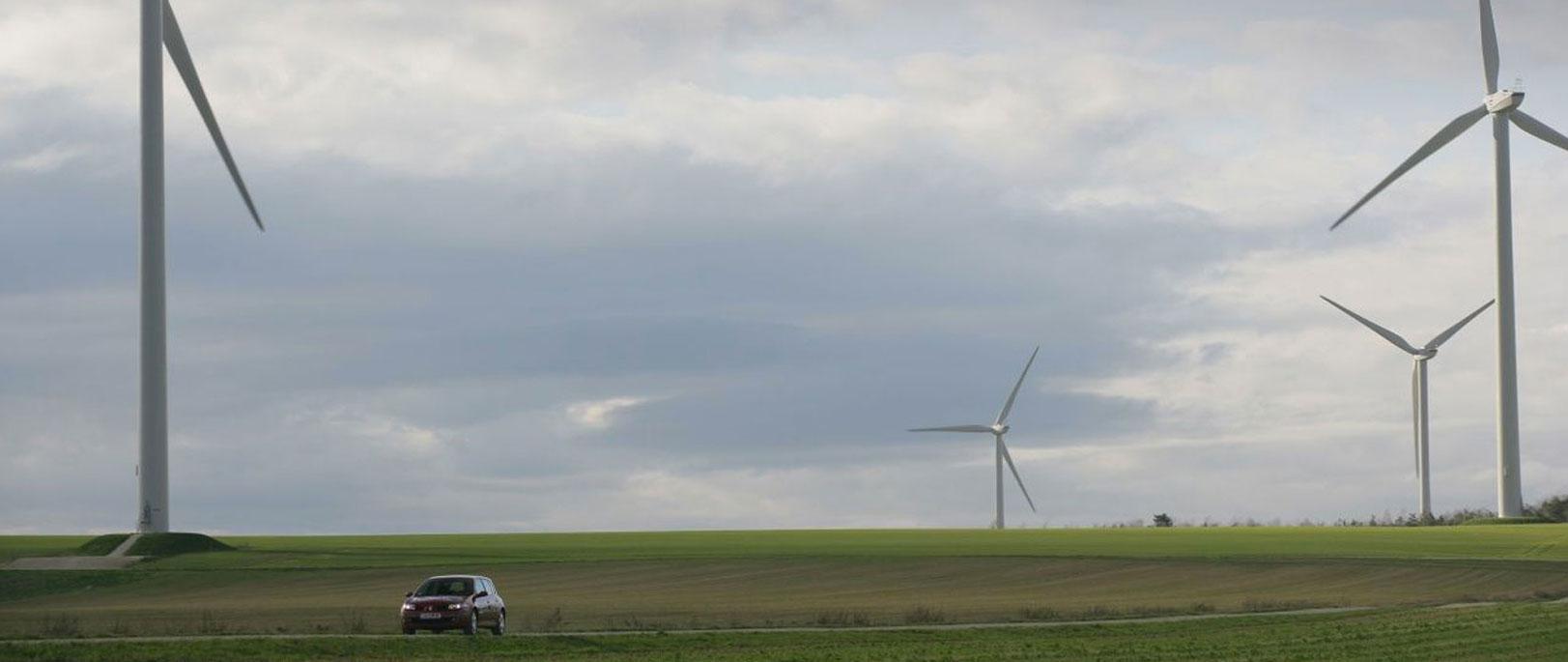 Renault produit de l'électricité verte pour l'environnement