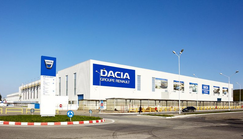 Dacia, industrial and commercial audacity
