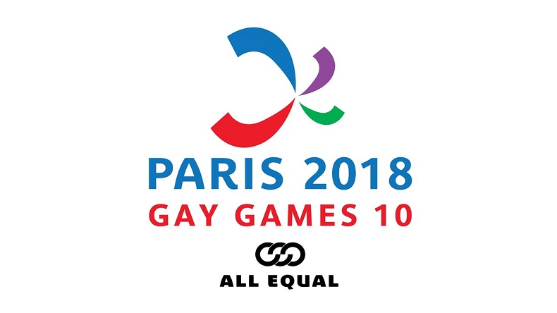 Interview with Olivier Gignoux, Groupe Renault's employee and volunteer at the Paris 2018 Gay Games