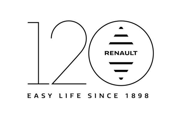 Renault fête ses 120 ans