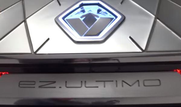 Renault, EZ-ULTIMO : Montez à bord du concept car auto de luxe
