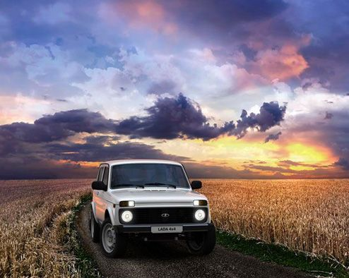 Lada - 4x4 vehicle