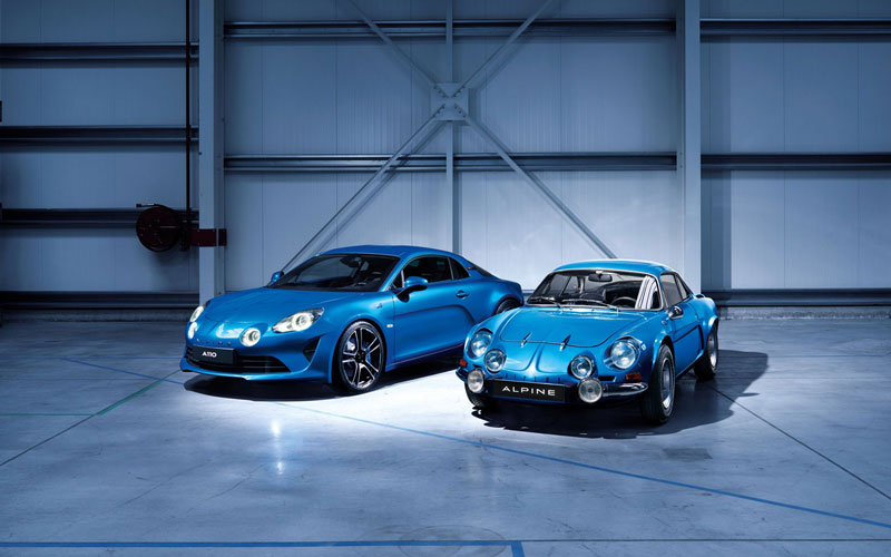 The new A110 – true to its roots