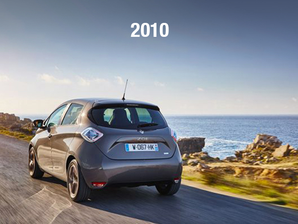 16,2% reduction in the carbon footprint by Groupe Renault