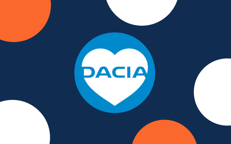 Dacia values create loyalty among its drivers and a strong community spirit that the brand can always rely on.