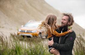 Marque Dacia - Esprit de famille