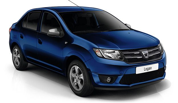 Overview of some models: Dacia Logan.